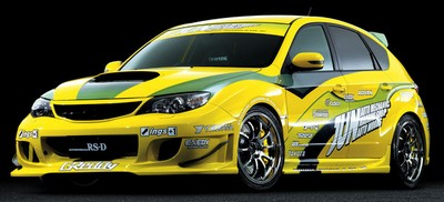 JUN STI Advan RS-D