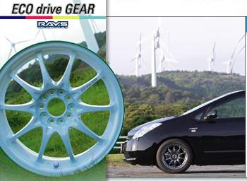 EcoDrive Wheels!