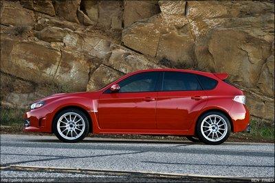 Ben's 2008 Subaru Impreza WRX STi