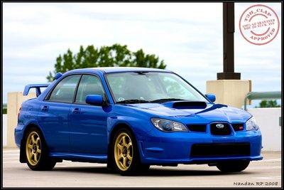 2006 Subaru S203 Wing