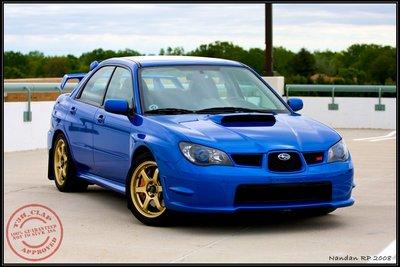 S203 Spoiler Subaru STi GC06-H
