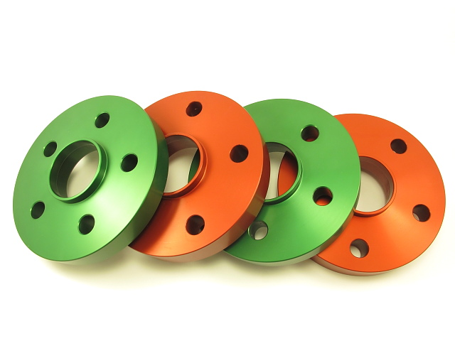 Motorsport Tech Spacers
