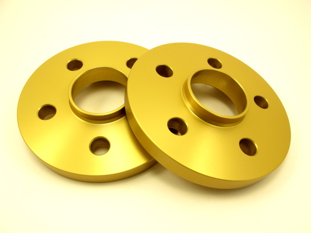 Motorsport Tech Spacers GOLD