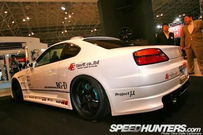 RG-D Nissan Silvia S15