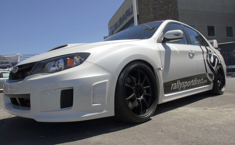 2011 subaru impreza wrx sti sedan on advan rz df t3hclaps wheels vanachro Choice Image