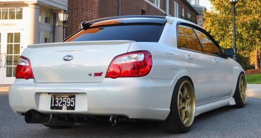 Khalid's RG-D Equipped 07 Subaru Impreza WRX STi