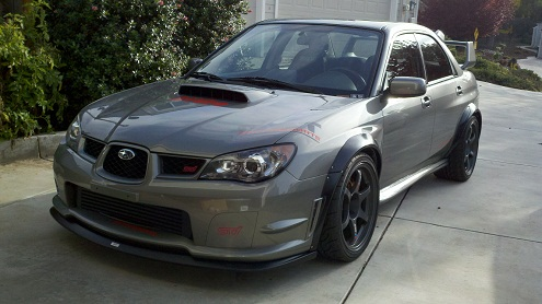 How To: Pocket Style Fender Flares STI