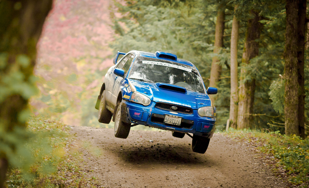 Revolutionary Sports Team 2004 Subaru STi Rally Car