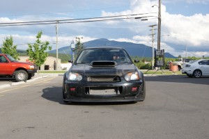 Volk Racing TE37 Super Laps V-Mount STi