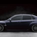 Subaru Impreza WRX Enkei RS05RR