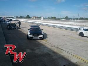 RevWorks Audi S4 at Sebring