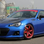 Volk Racing TE37 RT on BRZ