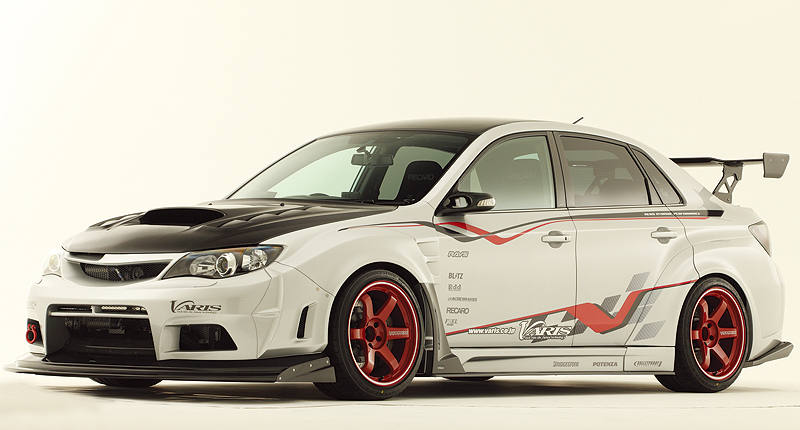 Volk Racing TE37RT Wide Body STi
