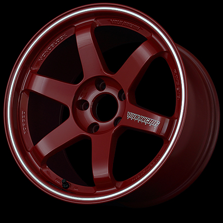 Volk Racing RED TE37 RT