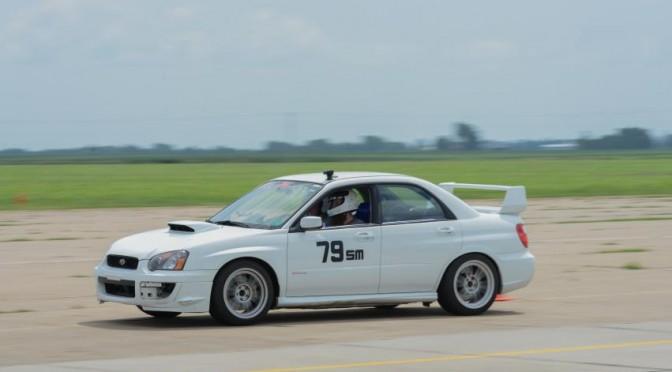 AutoX: Oskaloosa, IA Iowa Region SCCA 2014-6-22
