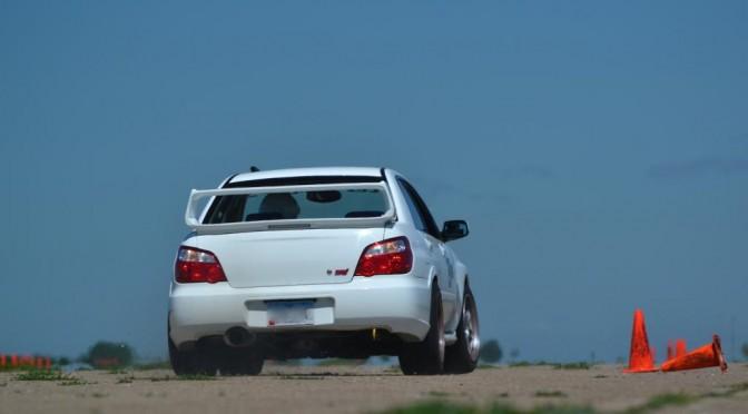 AutoX: Oskaloosa Iowa Region SCCA 2014-7-27