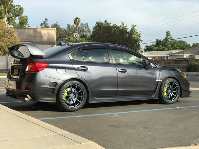 2018 STI Side Shot ZE40