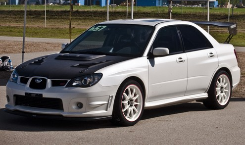 "Matt's STi Limited aka. ""The Limited Project"""