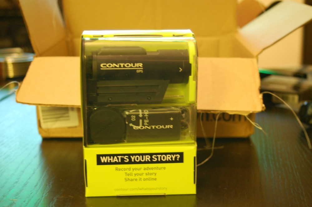 What's in the box? ContourGPS!!