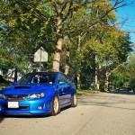 Ivans 2011 Subaru Impreza WRX STi Work Emotion XD9