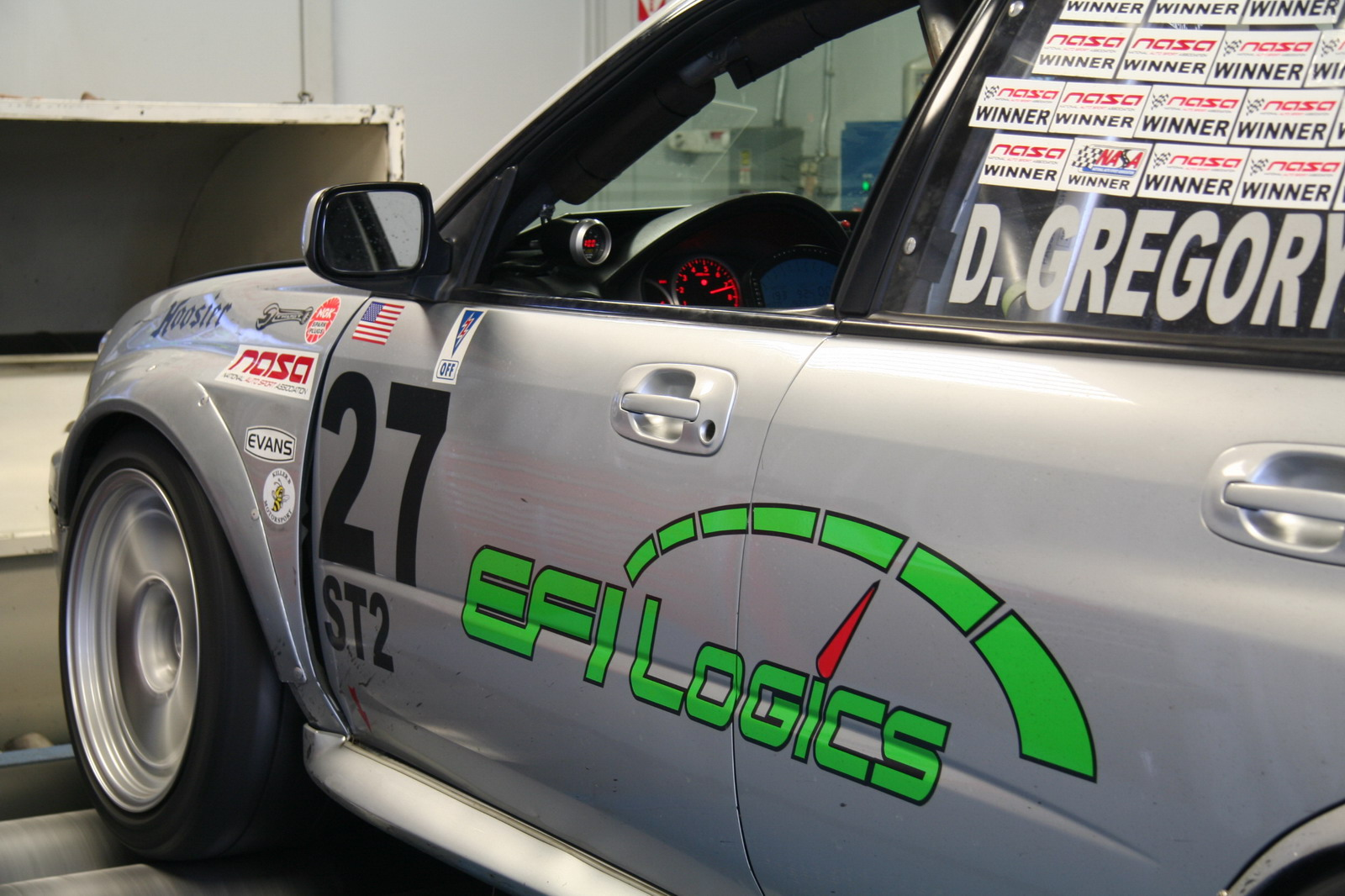 EFI Logics Shop Race Car introduction