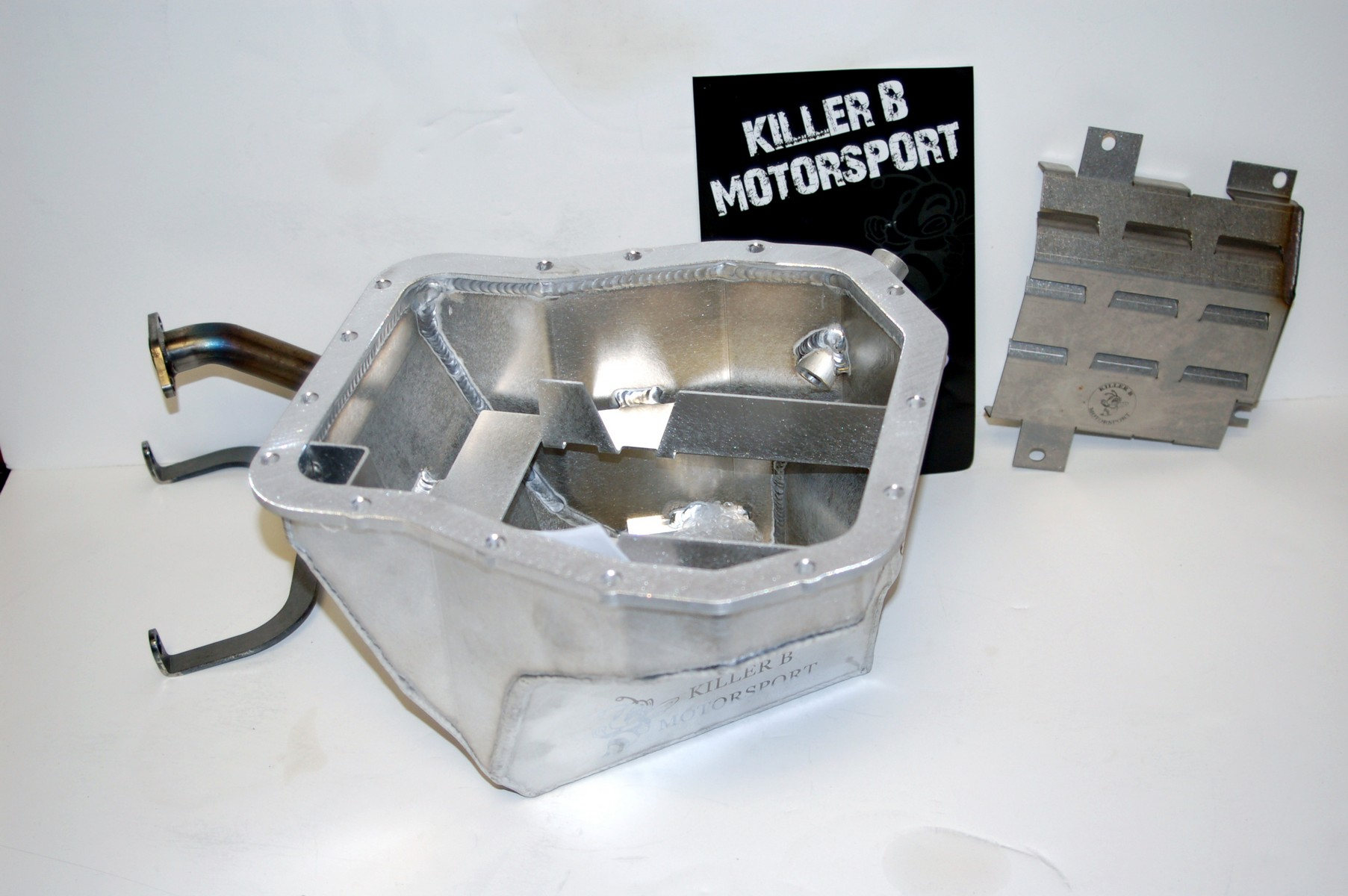 Product Review: Killer B Motorsport Oil Pan, Pickup, and Baffle 2005 STi