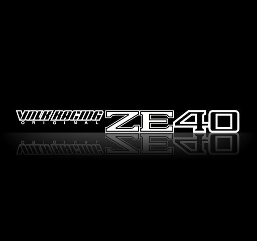 Japanese Wheel Wednesday: Volk Racing ZE40